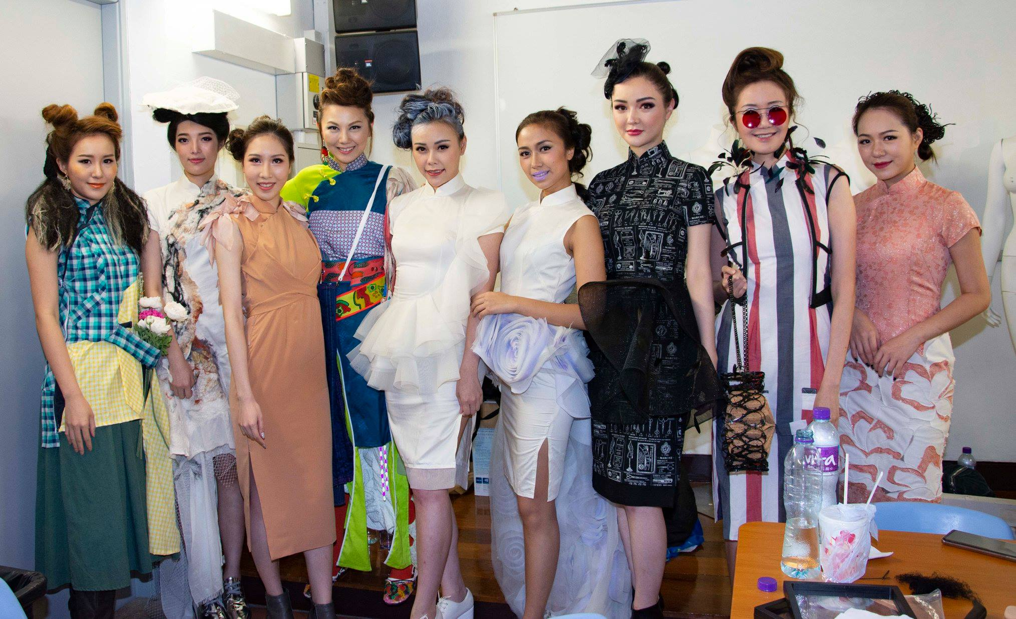 2018《吾土吾情》香港中式長衫fashion Show