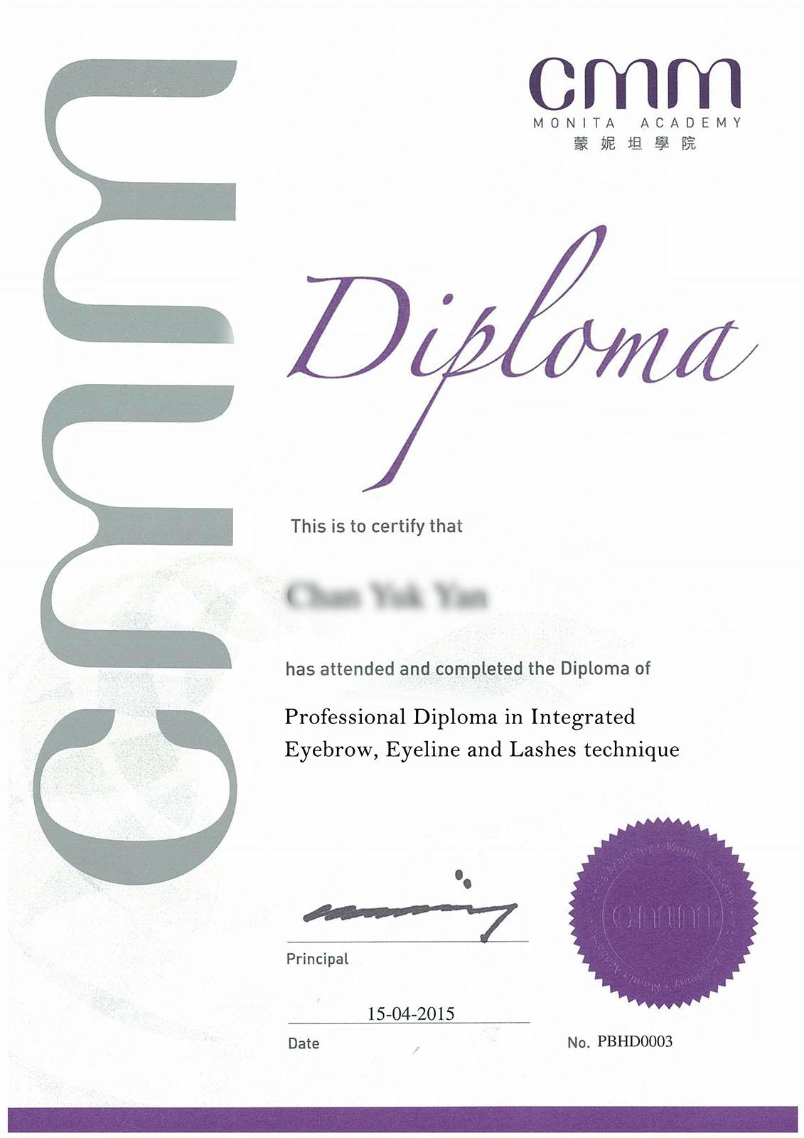 CMM_diploma