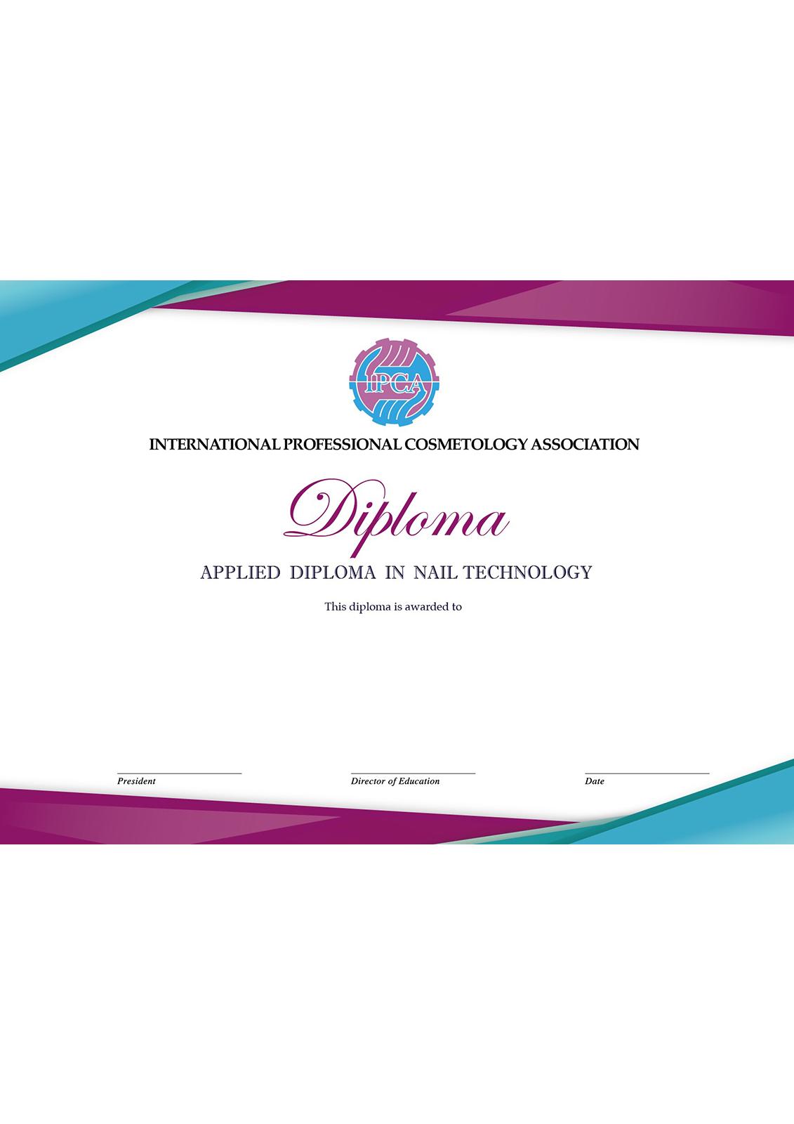 IPCA_Nail Diploma
