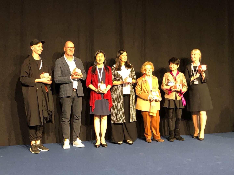 第66屆 瑞典Cidesco化妝及身體彩繪比賽
