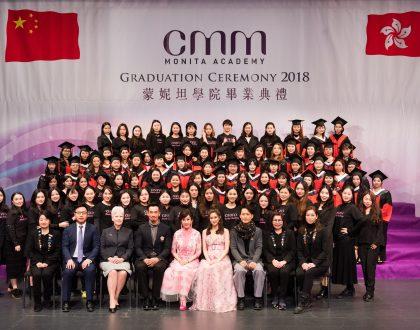 2018年CMM畢業典禮